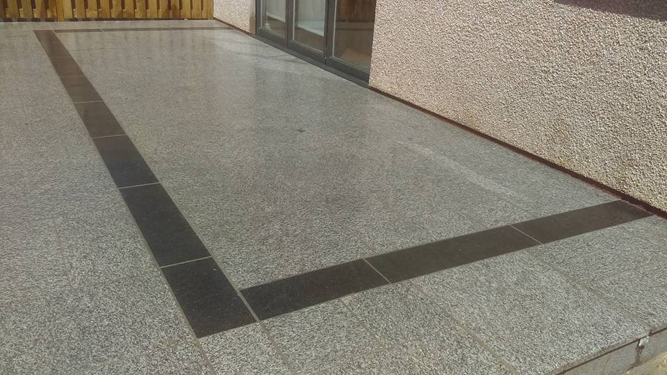 granite patio, askam